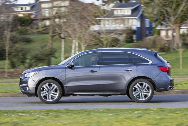 2017 Acura MDX Sport Hybrid: New Car Review featured image large thumb1