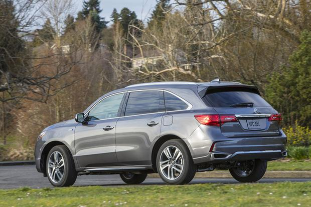 2017 Acura MDX Sport Hybrid: New Car Review featured image large thumb2