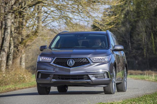 2017 Acura MDX Sport Hybrid: New Car Review featured image large thumb3