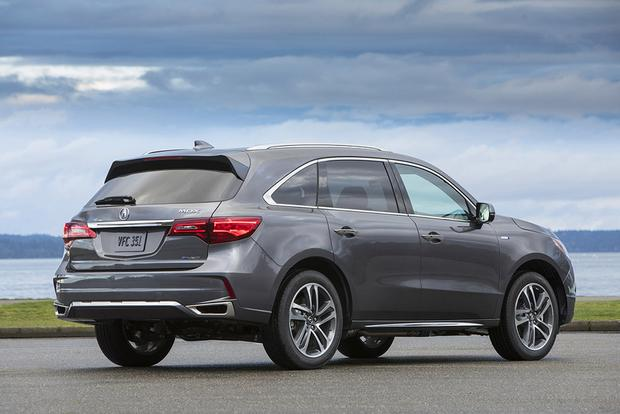 2017 Acura MDX Sport Hybrid: New Car Review featured image large thumb4