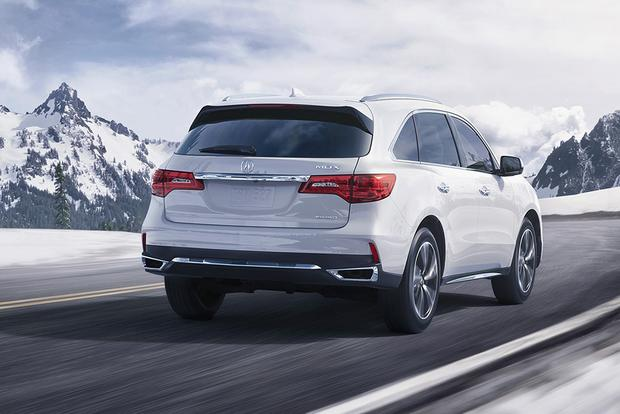 2018 Acura MDX: New Car Review featured image large thumb4