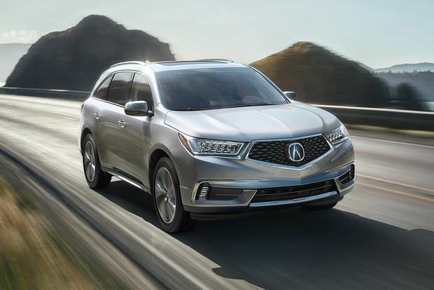 2018 Acura MDX: New Car Review featured image large thumb2