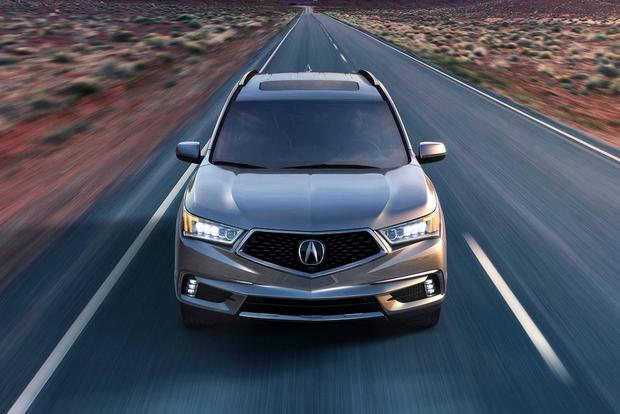 2018 Acura MDX: New Car Review featured image large thumb1
