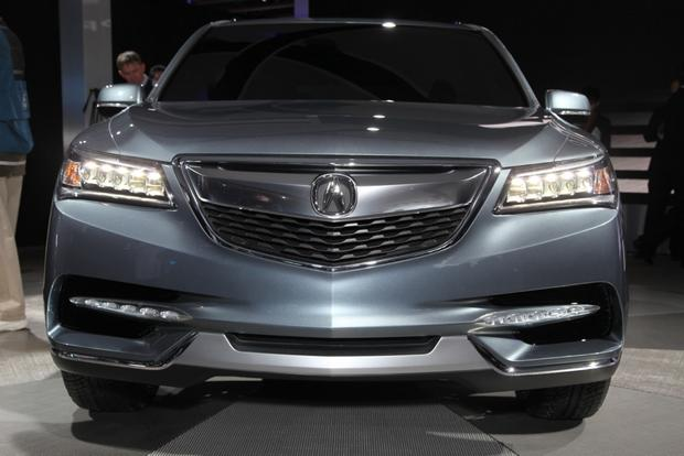 2013 Acura MDX Prototype: Detroit Auto Show featured image large thumb2