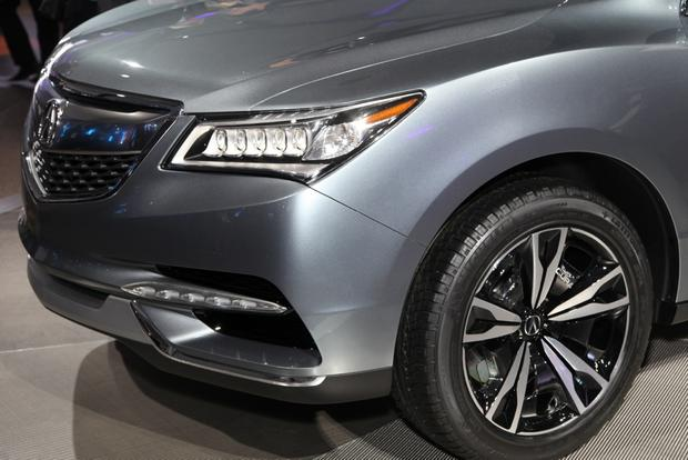 2013 Acura MDX Prototype: Detroit Auto Show featured image large thumb3