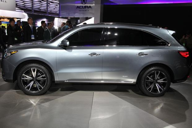 2013 Acura MDX Prototype: Detroit Auto Show featured image large thumb4