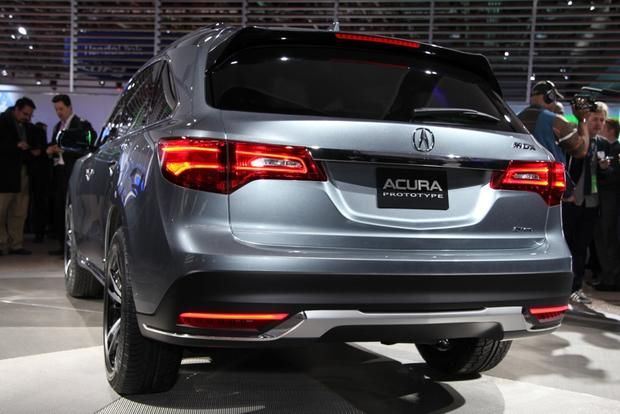 2013 Acura MDX Prototype: Detroit Auto Show featured image large thumb5