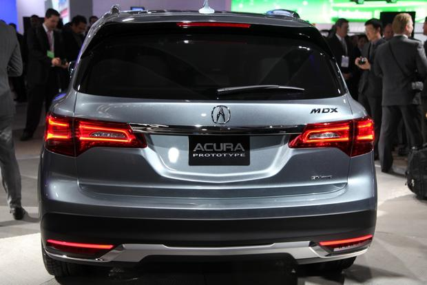 2013 Acura MDX Prototype: Detroit Auto Show featured image large thumb6