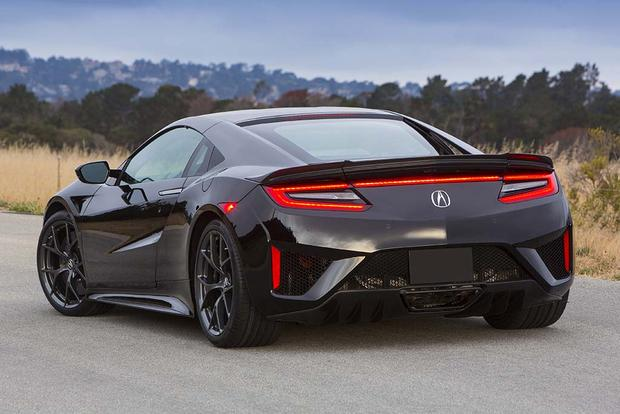 2017 acura nsx first drive review autotrader. Black Bedroom Furniture Sets. Home Design Ideas