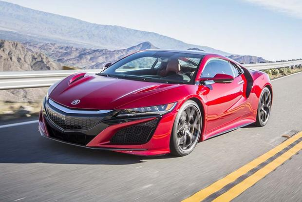 2018 Acura NSX: Overview featured image large thumb5