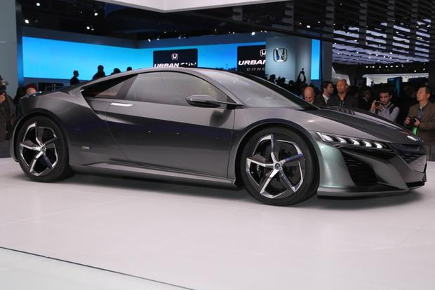 Acura NSX Concept Version 2: Detroit Auto Show featured image large thumb1