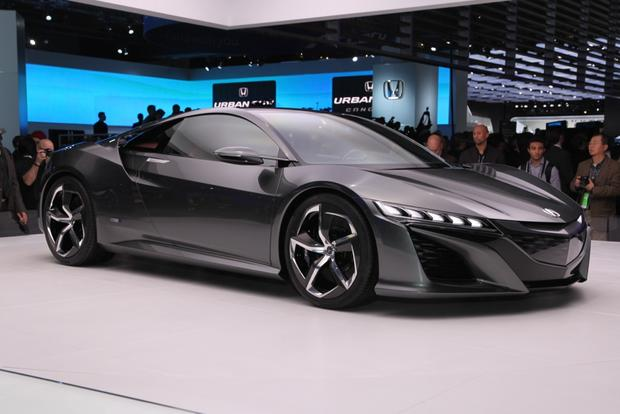 Acura NSX Concept Version 2: Detroit Auto Show featured image large thumb3