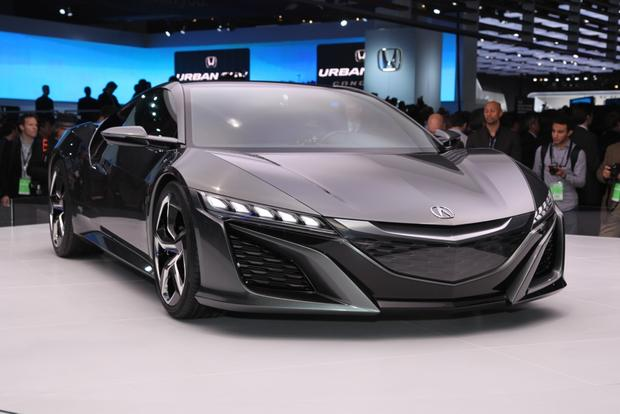 Acura NSX Concept Version 2: Detroit Auto Show featured image large thumb4