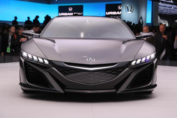 Acura NSX Concept Version 2: Detroit Auto Show featured image large thumb5