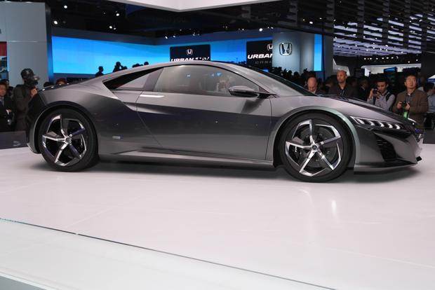 Acura NSX Concept Version 2: Detroit Auto Show featured image large thumb7