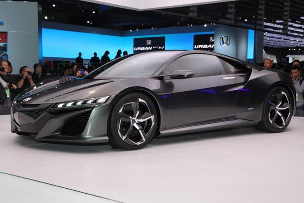 Acura NSX Concept Version 2: Detroit Auto Show featured image large thumb8