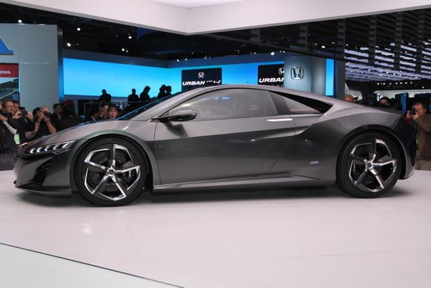 Acura NSX Concept Version 2: Detroit Auto Show featured image large thumb9