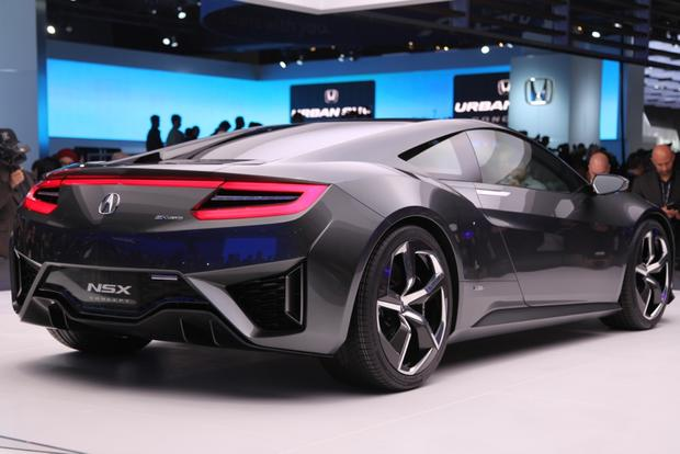 Acura NSX Concept Version 2: Detroit Auto Show featured image large thumb11