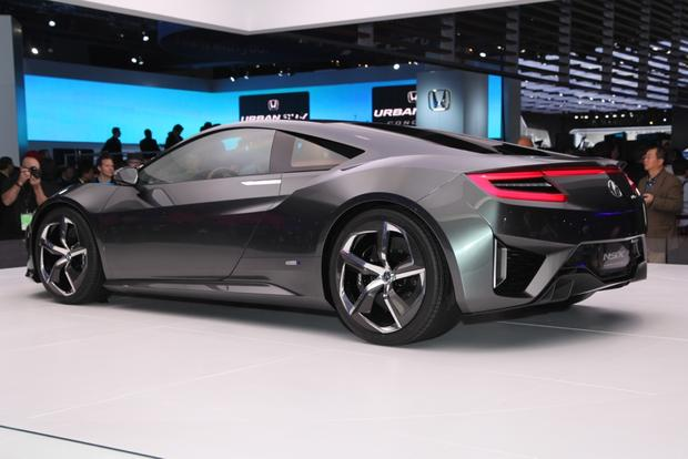 Acura NSX Concept Version 2: Detroit Auto Show featured image large thumb13