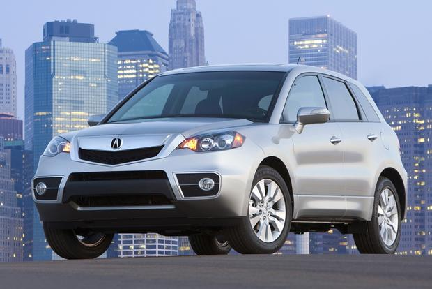 2012 Acura RDX: New Car Review