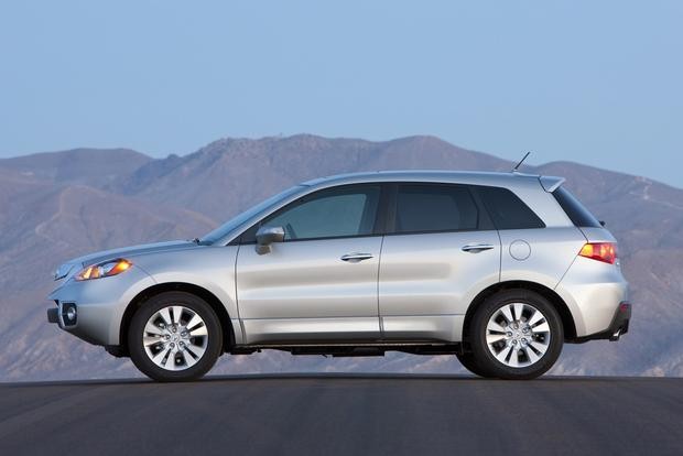 2012 Acura RDX: New Car Review featured image large thumb2