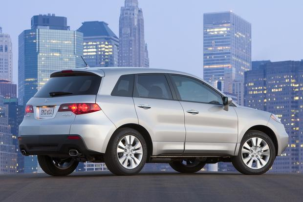 2012 Acura RDX: New Car Review featured image large thumb3