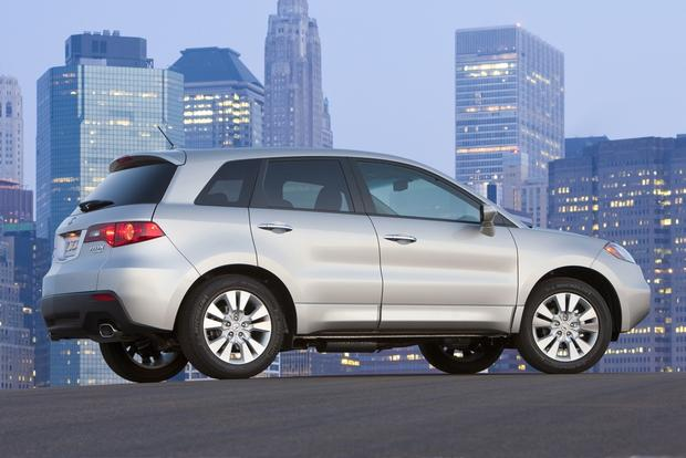 2012 Acura RDX: New Car Review featured image large thumb5