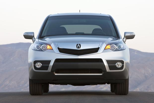 2012 Acura RDX: New Car Review featured image large thumb6