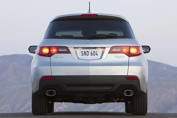 2012 Acura RDX: New Car Review featured image large thumb7