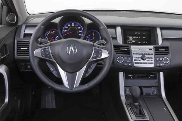 2012 Acura RDX: New Car Review featured image large thumb9