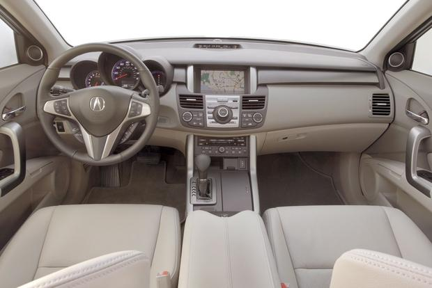 2012 Acura RDX: New Car Review featured image large thumb10