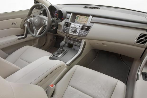 2012 Acura RDX: New Car Review featured image large thumb11