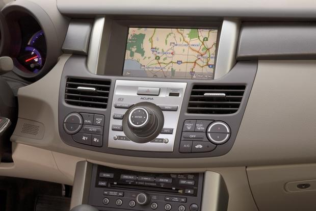 2012 Acura RDX: New Car Review featured image large thumb12