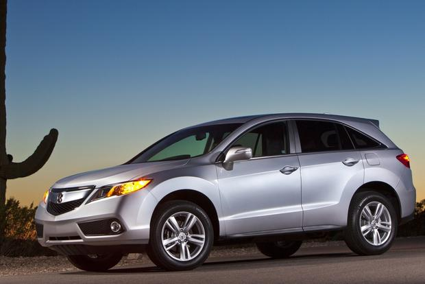 2013 Acura RDX: New Car Review featured image large thumb0