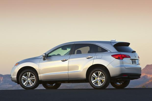 2013 Acura RDX: New Car Review featured image large thumb1