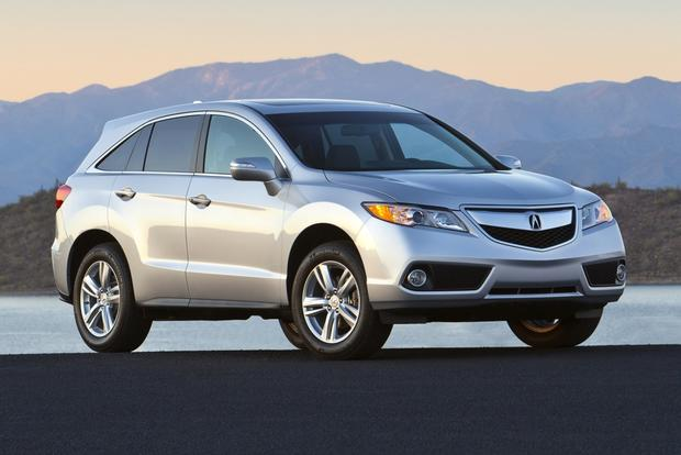 2013 Acura RDX: New Car Review featured image large thumb2