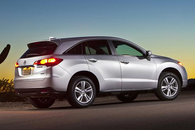 2015 Acura RDX vs. 2015 Lexus NX: Which Is Better? - Autotrader