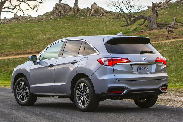 2015 vs 2016 acura rdx what 39 s the difference autotrader. Black Bedroom Furniture Sets. Home Design Ideas