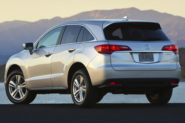 2015 Acura RDX: New Car Review featured image large thumb1