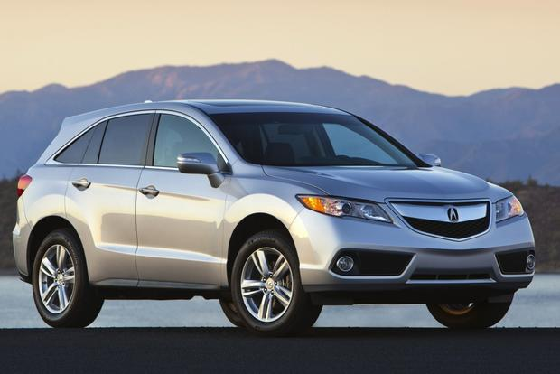 2015 Acura RDX: New Car Review featured image large thumb0