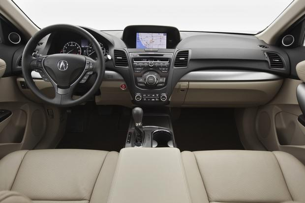 2015 Acura RDX: New Car Review featured image large thumb3
