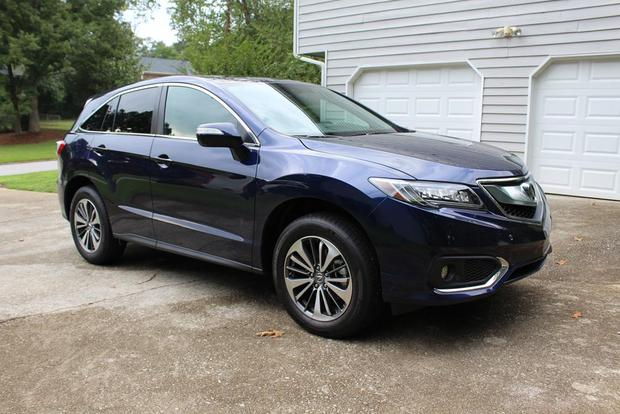Acura rdx 2016 review