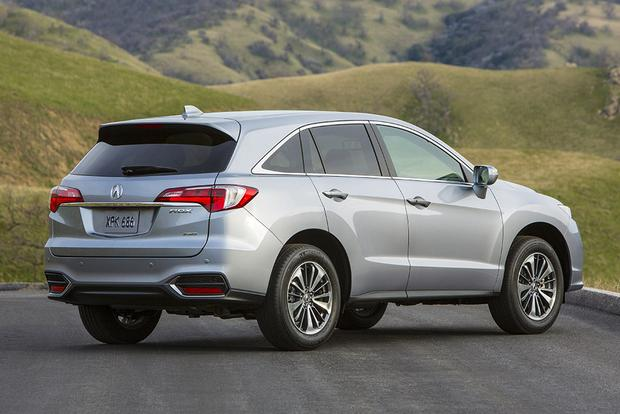 2016 Acura RDX vs. 2016 Mercedes-Benz GLC: Which Is Better? featured image large thumb1