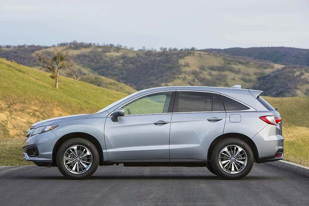 2016 Acura RDX vs. 2016 Mercedes-Benz GLC: Which Is Better? featured image large thumb9