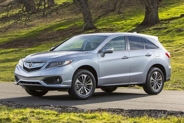 2017 Acura RDX: New Car Review