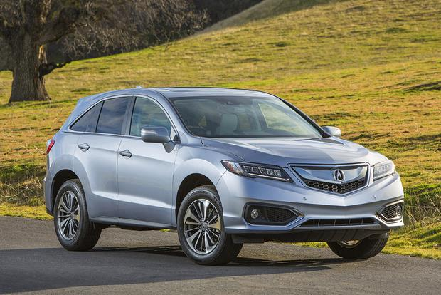 2018 Acura RDX: New Car Review featured image large thumb3