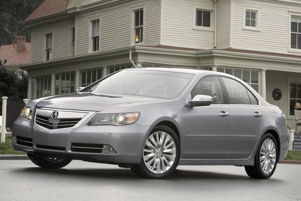 2012 Acura RL: New Car Review featured image large thumb0