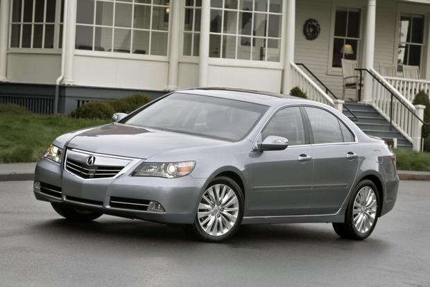 2012 Acura RL: New Car Review featured image large thumb1