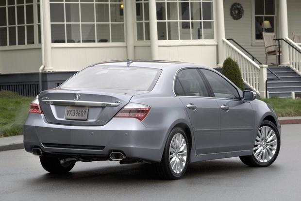 2012 Acura RL: New Car Review featured image large thumb2