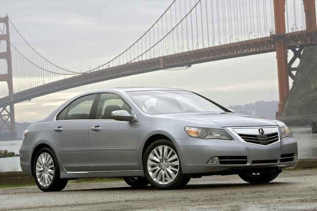 2012 Acura RL: New Car Review featured image large thumb3